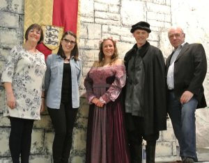 Don't Blame It On The Boots - Parlour Players, Sanderstead